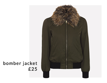 Nab a 90s's favourite with our selection of bomber jackets at George.com