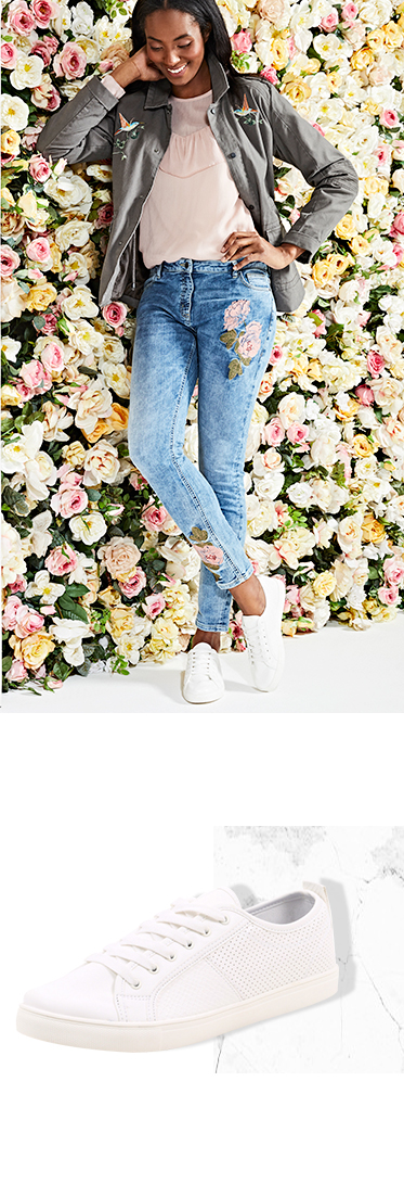 Casual and comfortable – Shop trainers at George.com