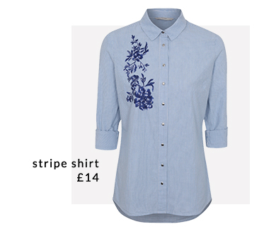 Become a trend-setter this season and channel a stripe shirt at George.com