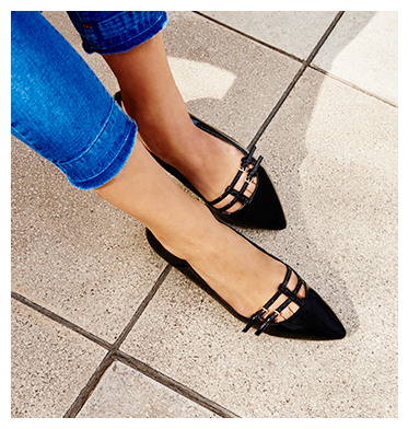 Comfortable and stylish – Shop flats at George.com