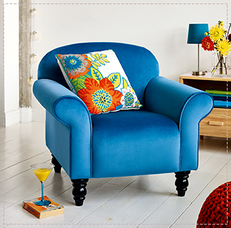 Find a range of armchairs at George.com