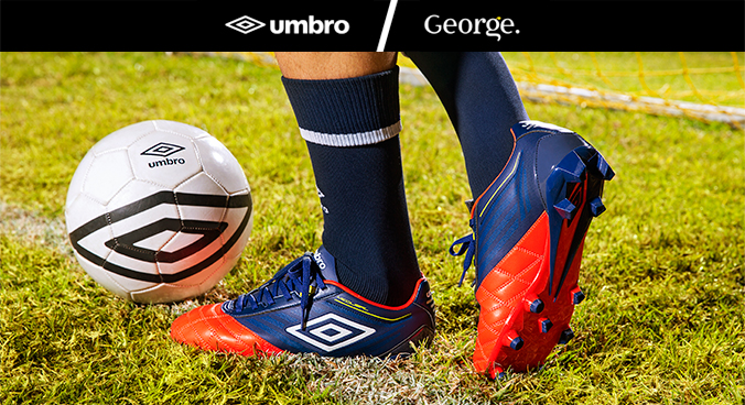 See what you can find from Umbro at George.com