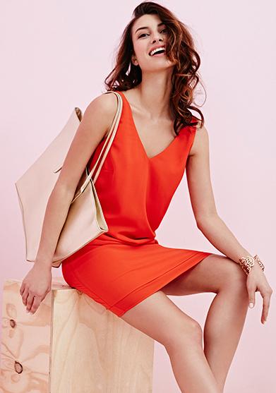 Sizzle in orange at George.com