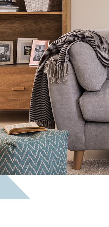 Stay on-trend with our gorgeous selection of throws at George.com