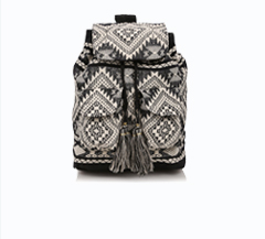 Shop slouchy back packs at George.com