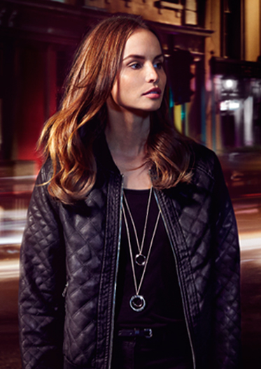 Looking for a chic bomber jacket? Find yours at George.com