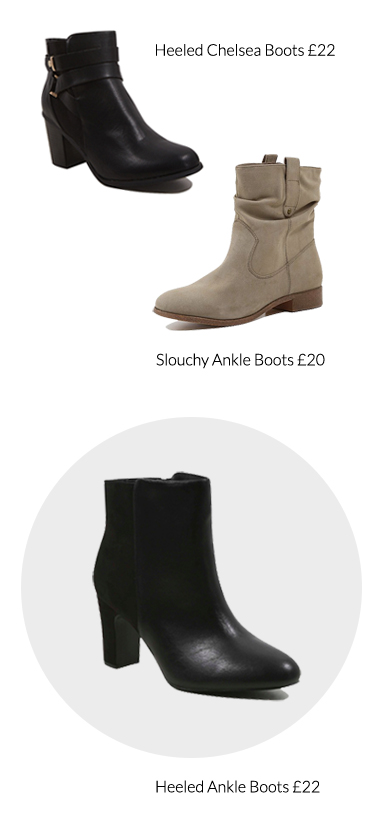 Find your perfect pair of boots at George.com